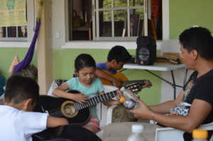Traditional Music and Guitar for kids