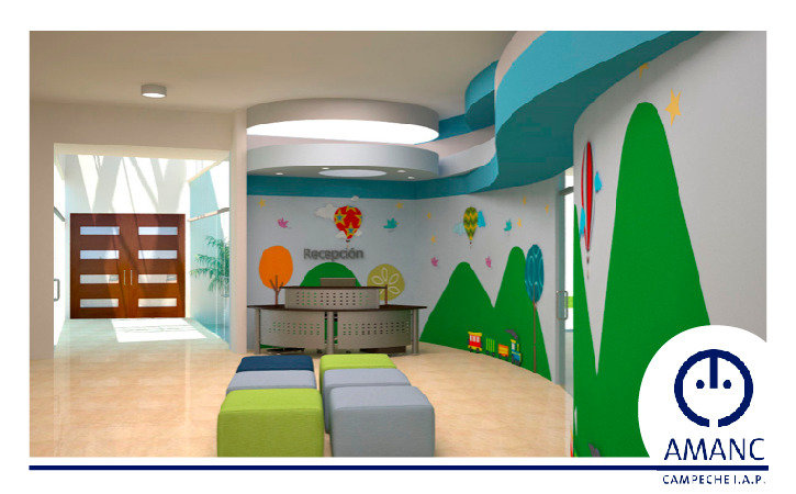 AmancCampeche Center for children with Cancer