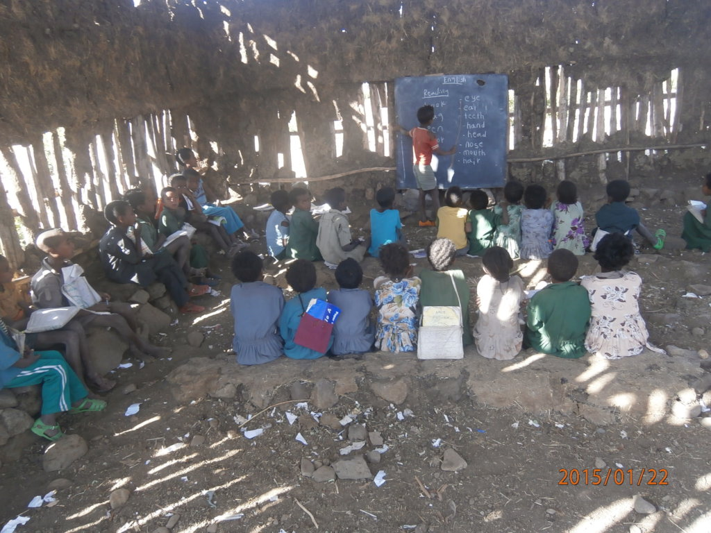 Gift for Gendit: Building Classrooms for Ethiopia