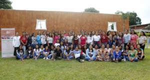 Meeting of graduates and grantees