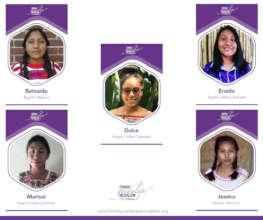 New scholarship holders
