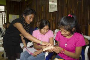 Workshop to prevent breast cancer