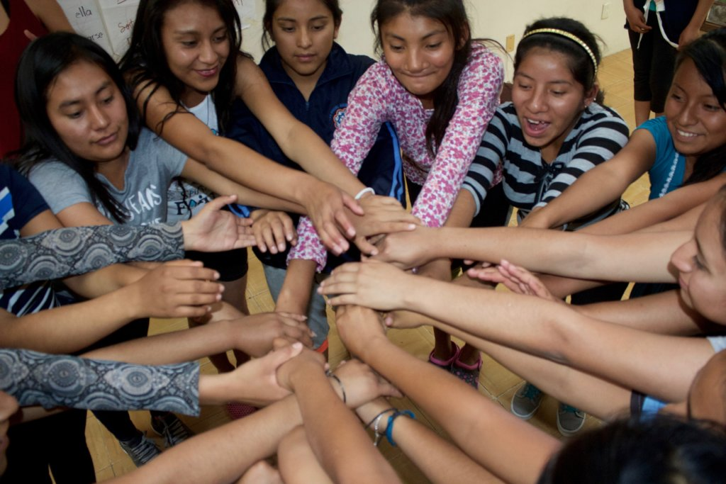 Say Yes to Women's Education of Oaxaca, Mexico.