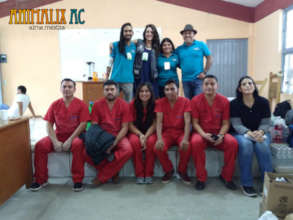 Animal welfare teams: Calle Cero and Animalix AC