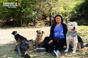 Ericka founder of ANIMALIX AC