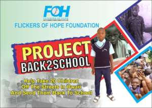 Send 20 children back to school in Bwari, Nigeria