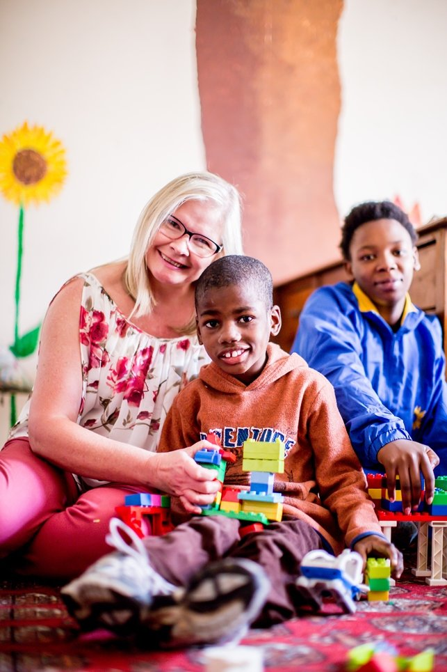 Give therapy to 30 children at Kids Haven