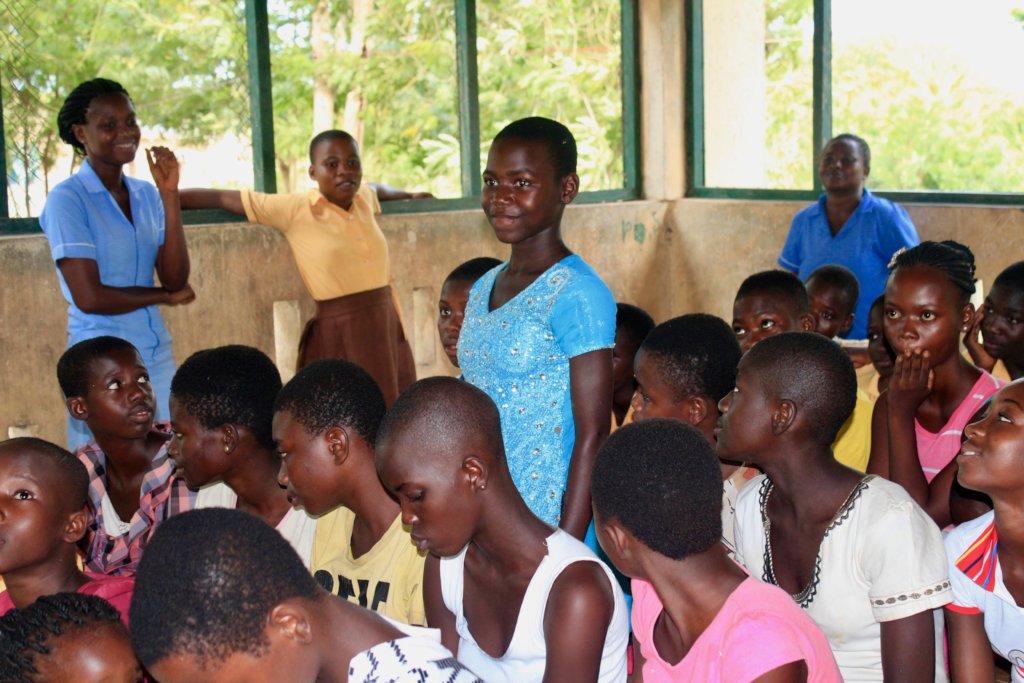 Stichting Go Girl Ghana