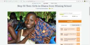 Visit our new sister project to empower Teen Girls