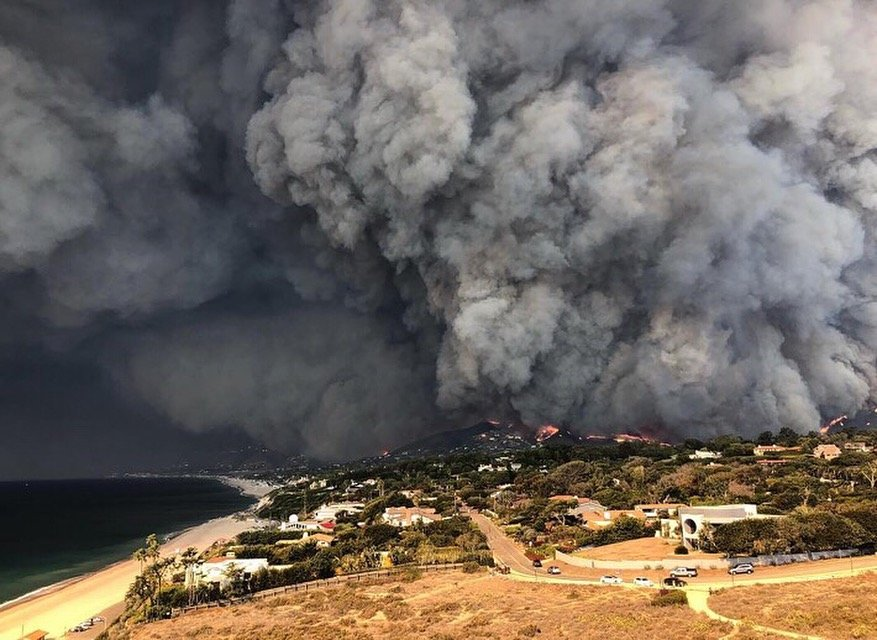 CALIFORNIA WILDFIRE RELIEF