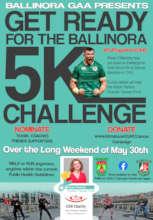 Ballinora 5K Challenge
