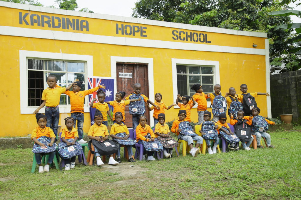 Upgrade and Expansion of Kardinia Hope School
