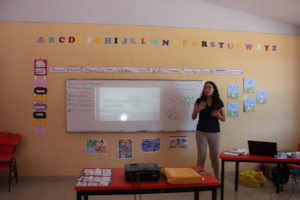 Workshop teacher