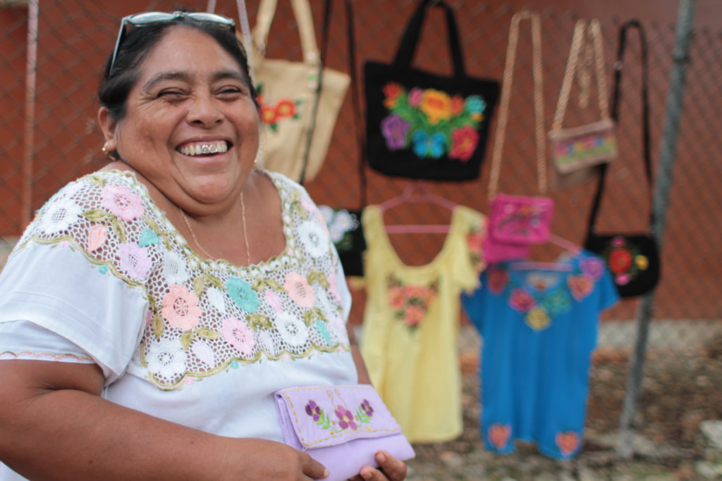Turn indigenous women into women entrepreneurs