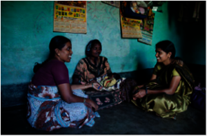 Counselling of mothers