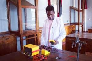 YoSA student Panashe from Zimbabwe