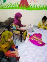 During a group activity in class