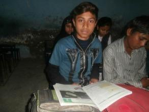 Yashwa in School