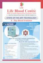 Advantages of X-Ray Irradiated Blood