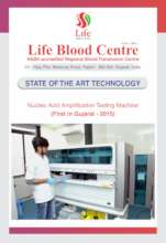 Life Blood Centre - NAT Machine