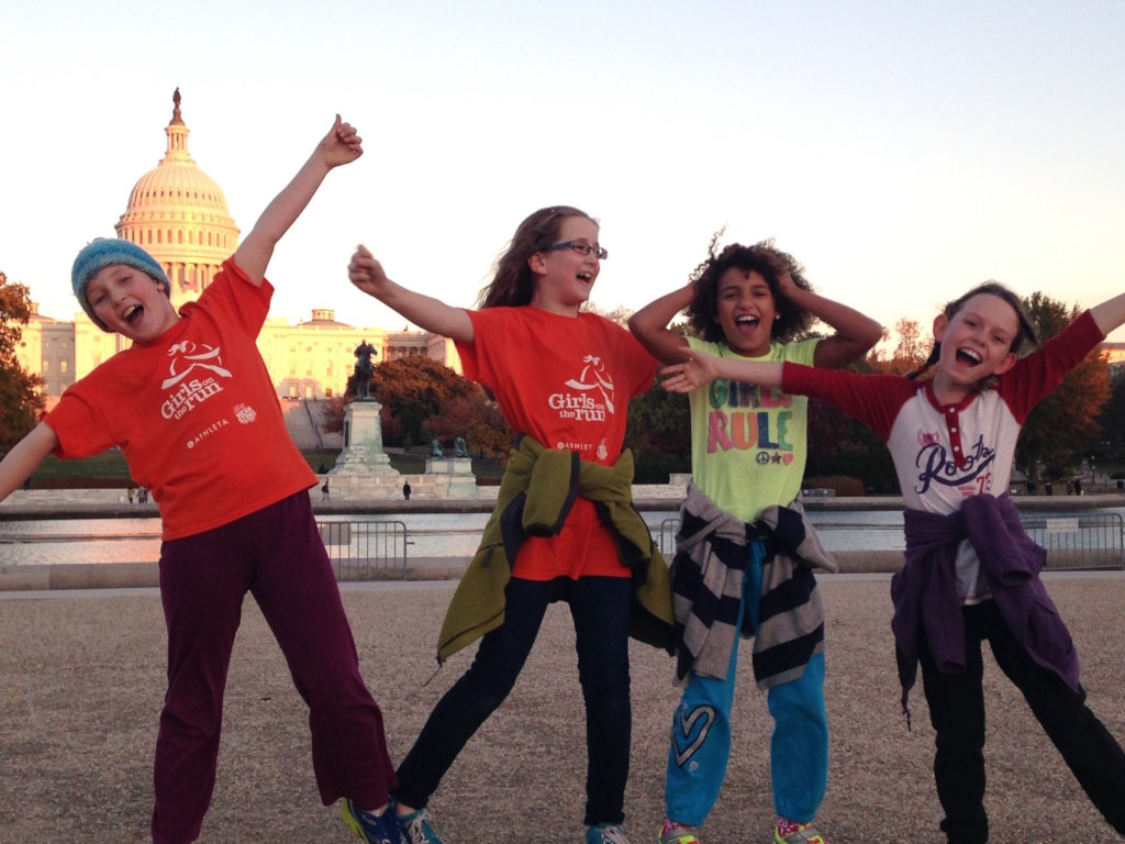 Empowering Our Girls: Girls on the Run - DC
