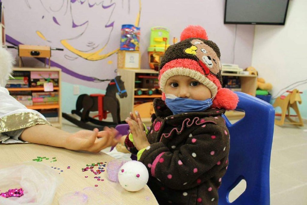 Tech changing child cancer detection (Queretaro)