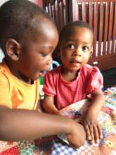babies at home