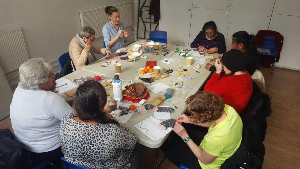 Help 250 unpaid carers participate in activities