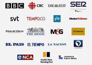 Orb Media Network participants