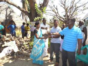 Seedlings for Livelihood for Gaja Cyclone Victims