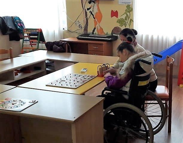 Day Center for 25 Children with Disabilities
