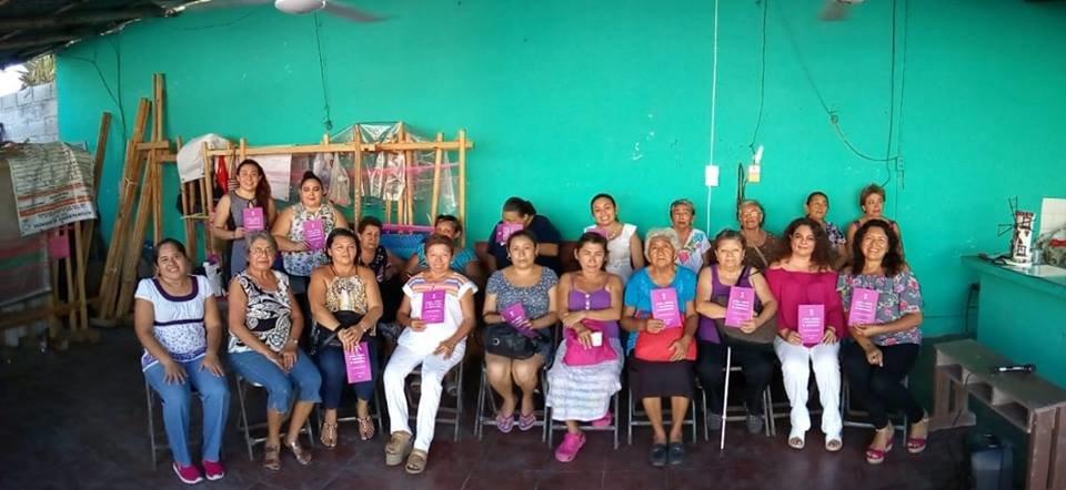Women economic empowerment for earthquake relief