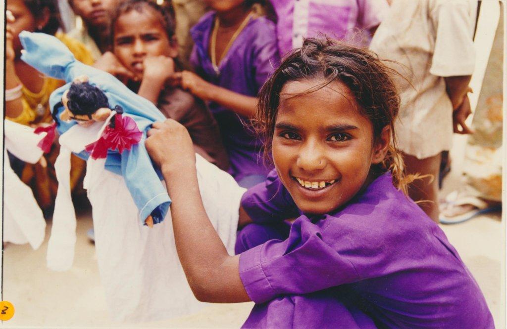 enLighten 2 emPower- Girl Child in Rural Rajasthan