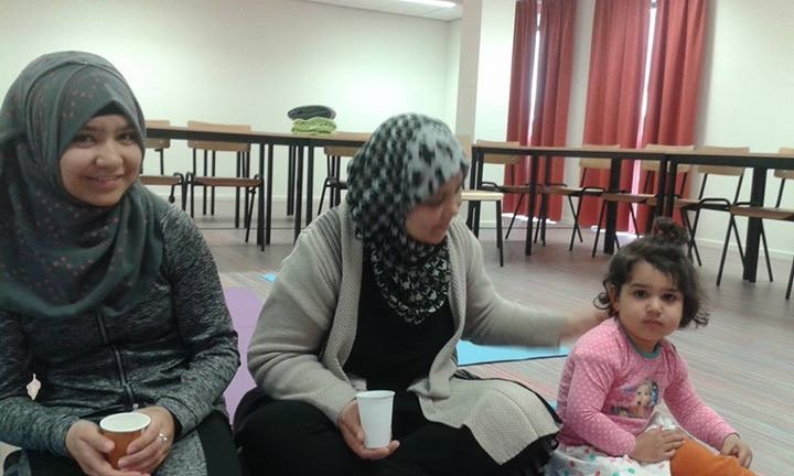 Trauma relief for refugees in Germany