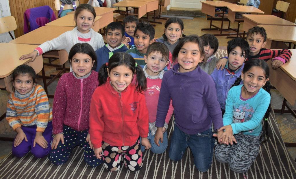 Break Poverty Cycle of Roma Children in Romania
