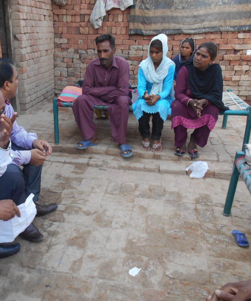 HRFP's Safe House for 50 Minority Victims Per Year