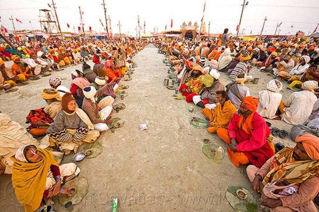 Prasadamrit - Sharing Love with Free Meals