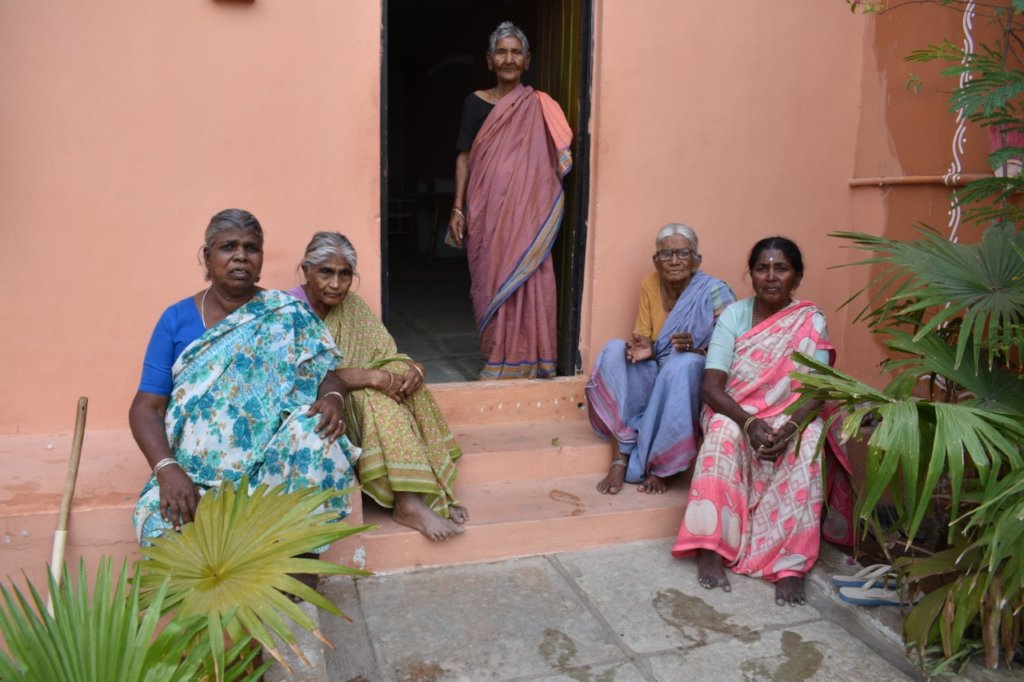 Help us to construct A Home for destitute seniors