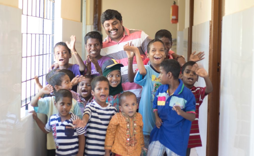 Support Abandoned Intellectually Disabled Children