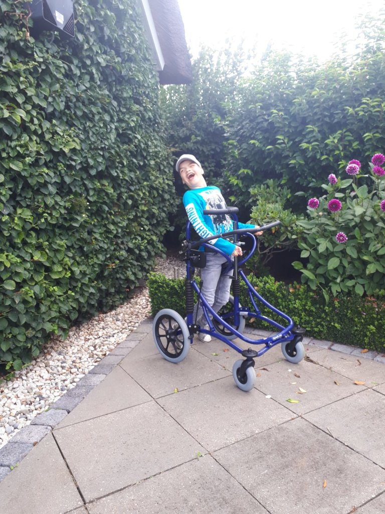 Help build a home for severely disabled children