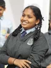 Tharunya @ After School Life Skills Programme