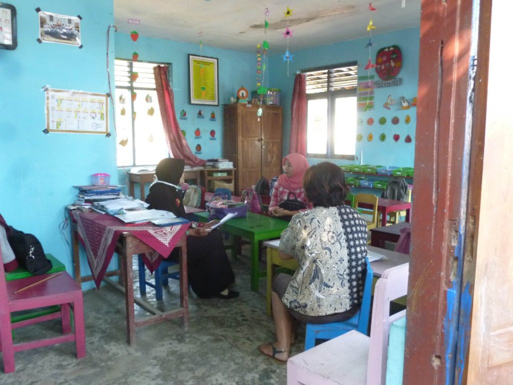 School Renovation Project in Central Java