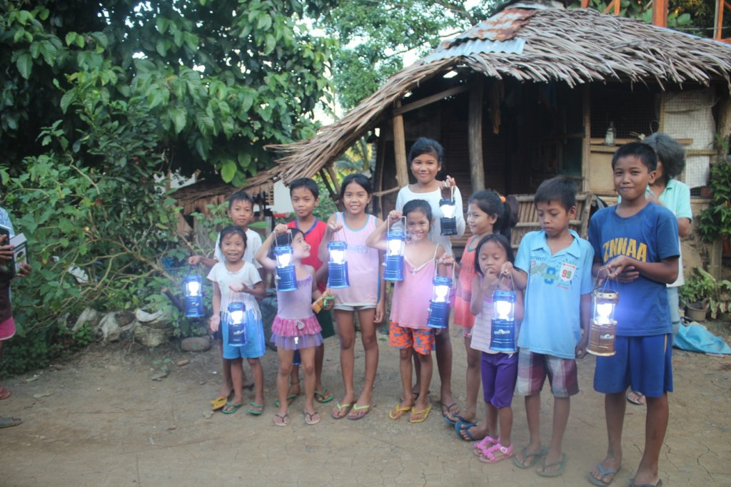 Solar Lamps for Off-grid Villages