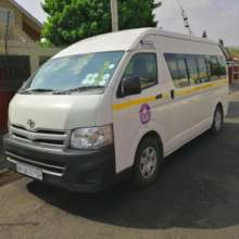 Our second mini-bus