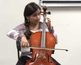 Renata, ETM-LA Partner School Student