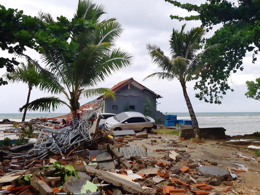 Indonesia Sunda Strait Tsunami Relief Fund