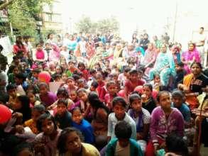 A community sabha