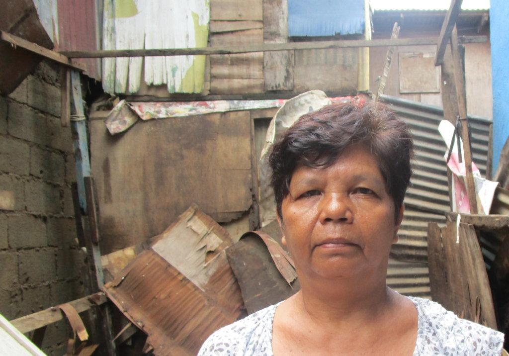 Hot meals for evacuees like Josefina