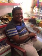 Happy Harin shop pwner