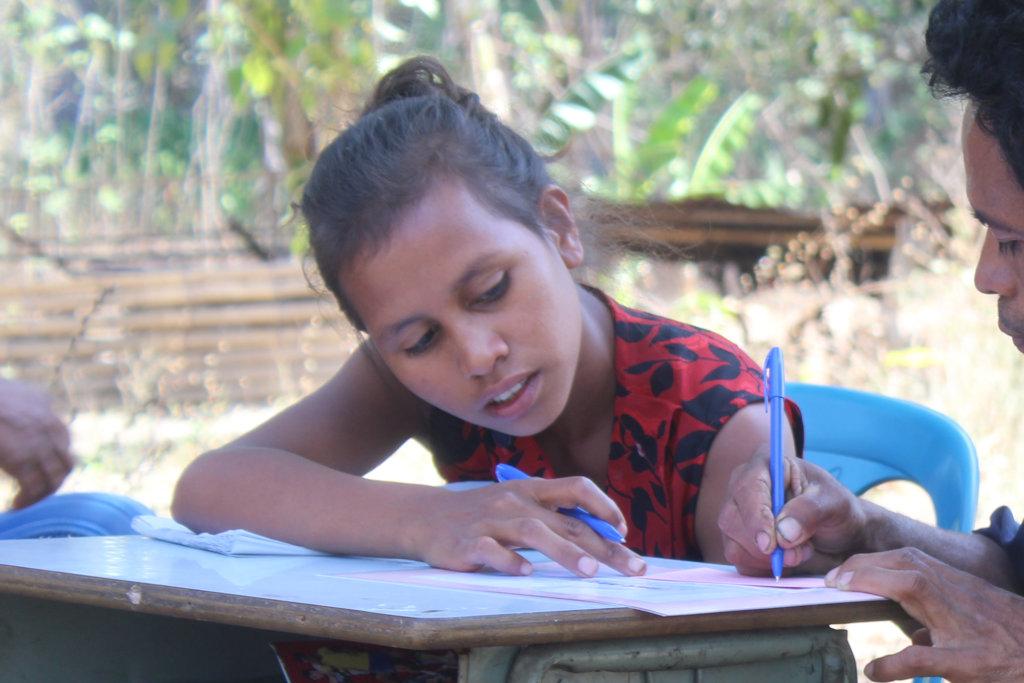 Creating livelihoods for youth in Timor-Leste